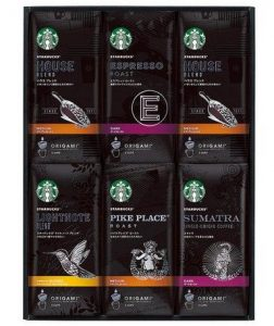 STARBUCKS(スターバックス) オリガミドリップコーヒー