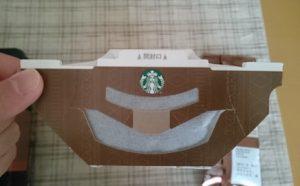 スターバックスオリガミパーソナルドリップコーヒー(ドリップバッグ)