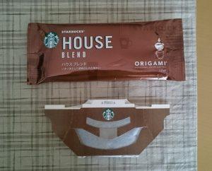 スターバックスオリガミパーソナルドリップコーヒー(個包装・ドリップバッグ)