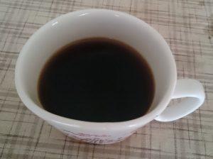 スターバックスオリガミパーソナルドリップコーヒー出来上がり