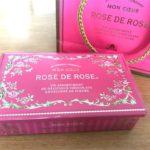 モロゾフのバレンタイン限定チョコ缶「ローズ デ ローズ」が可愛すぎる!