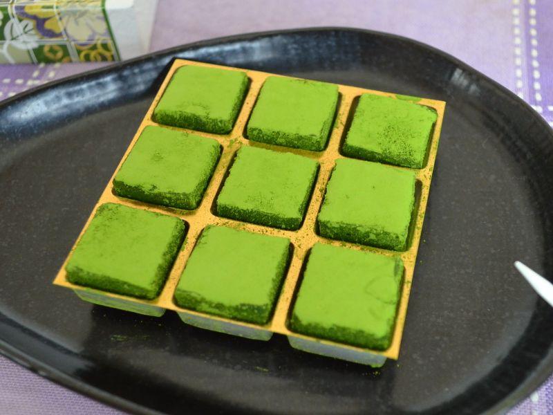 和茶倶楽部「おとなの抹茶生チョコ」